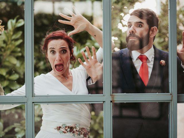 La boda de Iciar y Carlos en Madrona, Lleida 1