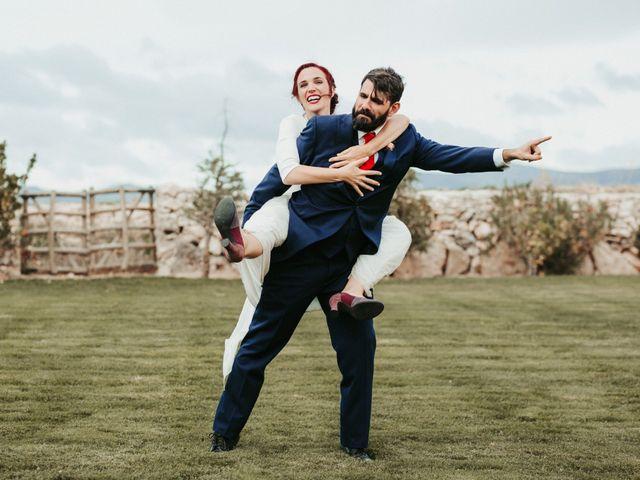La boda de Iciar y Carlos en Madrona, Lleida 2