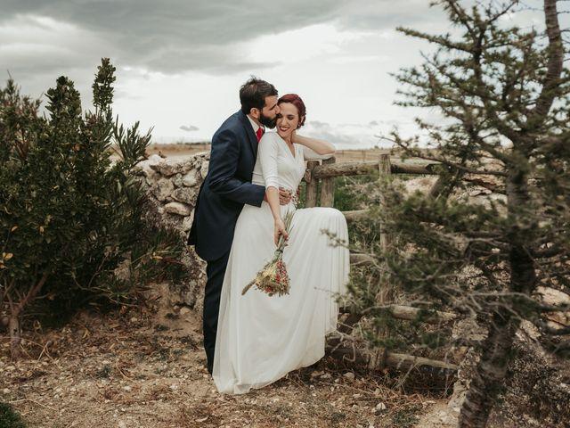 La boda de Iciar y Carlos en Madrona, Lleida 5