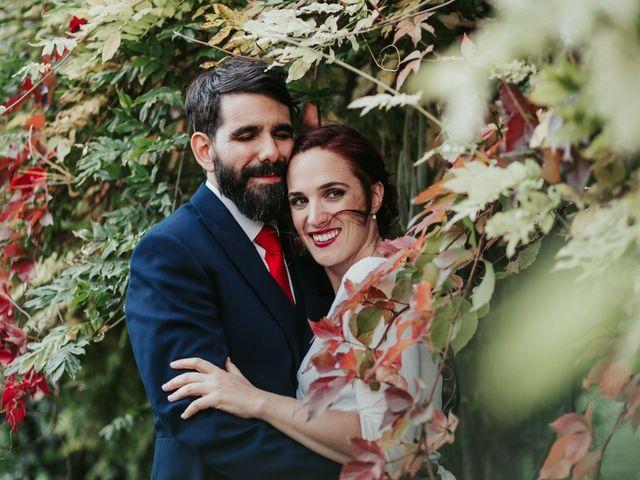 La boda de Iciar y Carlos en Madrona, Lleida 6