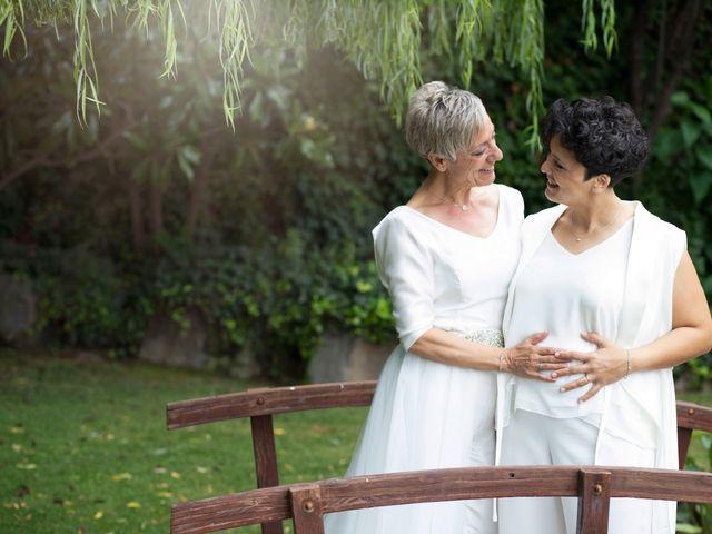 La boda de Antonia y Cristina en Terrassa, Barcelona 1