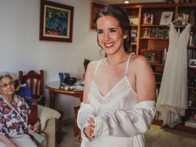La boda de Quini y Melania en Badajoz, Badajoz 45