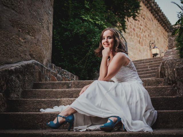 La boda de Quini y Melania en Badajoz, Badajoz 64