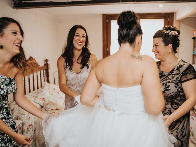 La boda de Paula y Raúl en Barbastro, Huesca 22