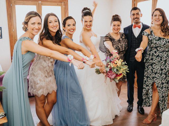 La boda de Paula y Raúl en Barbastro, Huesca 34