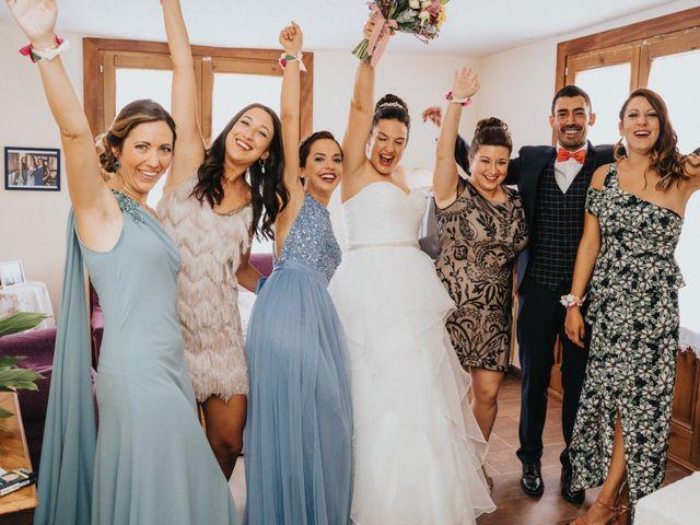 La boda de Paula y Raúl en Barbastro, Huesca 35