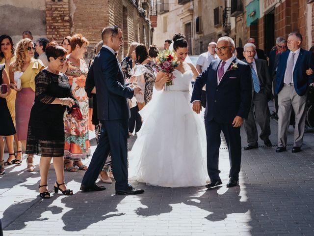 La boda de Paula y Raúl en Barbastro, Huesca 38