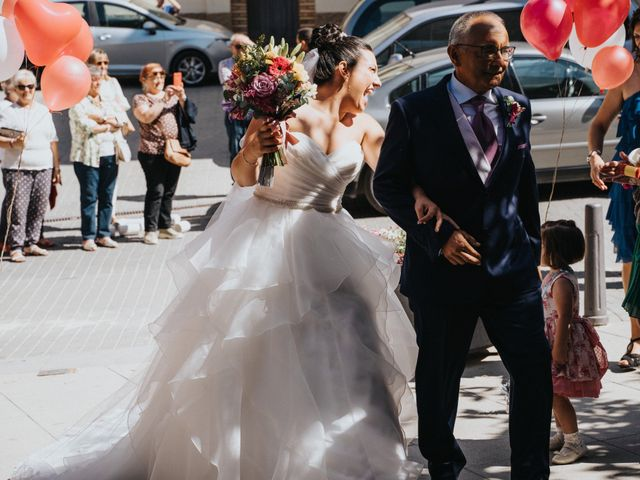 La boda de Paula y Raúl en Barbastro, Huesca 39