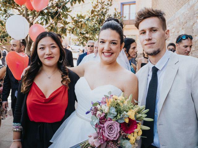 La boda de Paula y Raúl en Barbastro, Huesca 44