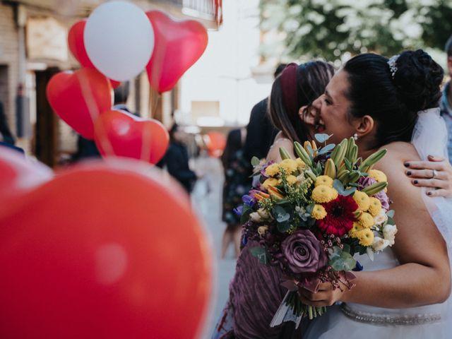 La boda de Paula y Raúl en Barbastro, Huesca 46
