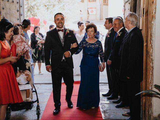 La boda de Paula y Raúl en Barbastro, Huesca 47