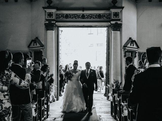 La boda de Paula y Raúl en Barbastro, Huesca 49