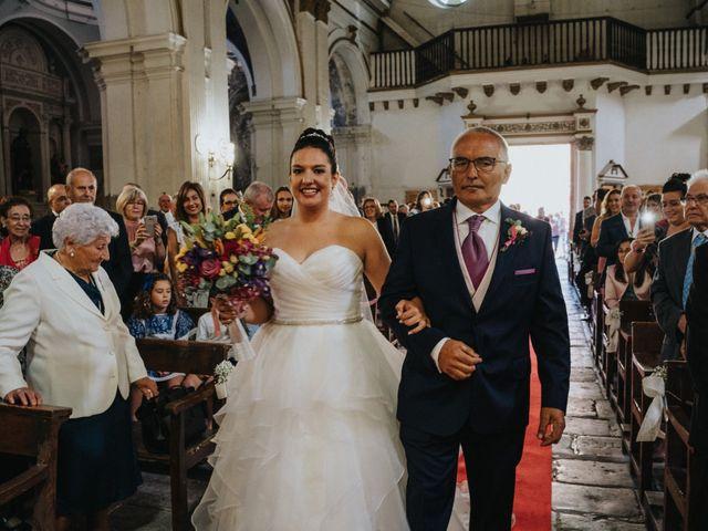 La boda de Paula y Raúl en Barbastro, Huesca 50