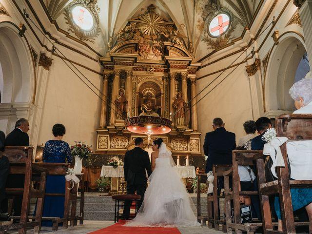 La boda de Paula y Raúl en Barbastro, Huesca 52