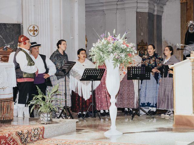 La boda de Paula y Raúl en Barbastro, Huesca 53