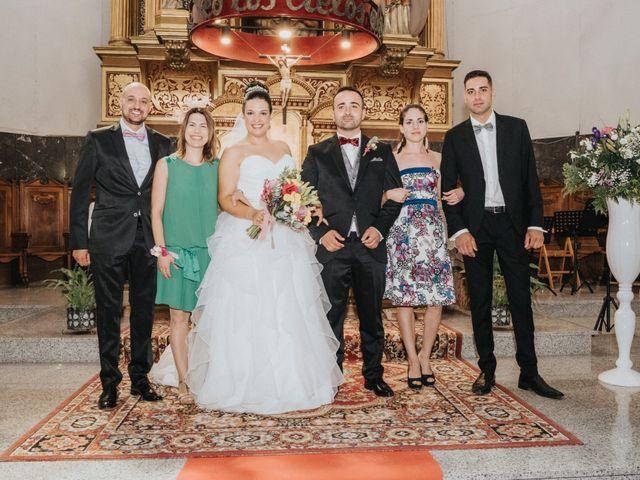 La boda de Paula y Raúl en Barbastro, Huesca 69