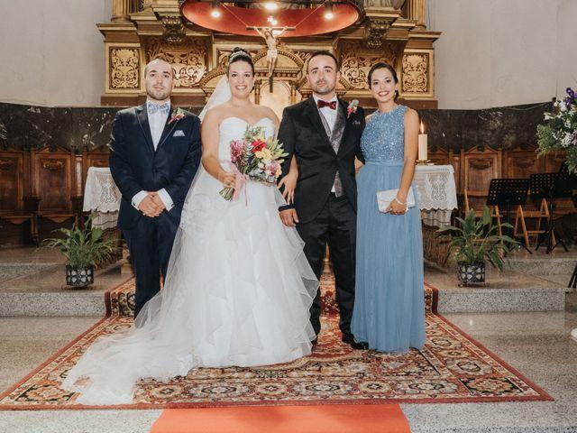 La boda de Paula y Raúl en Barbastro, Huesca 70