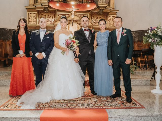 La boda de Paula y Raúl en Barbastro, Huesca 71