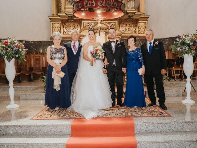 La boda de Paula y Raúl en Barbastro, Huesca 72