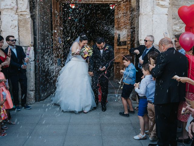 La boda de Paula y Raúl en Barbastro, Huesca 74