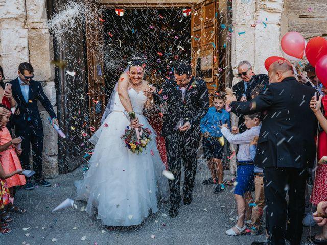 La boda de Paula y Raúl en Barbastro, Huesca 75