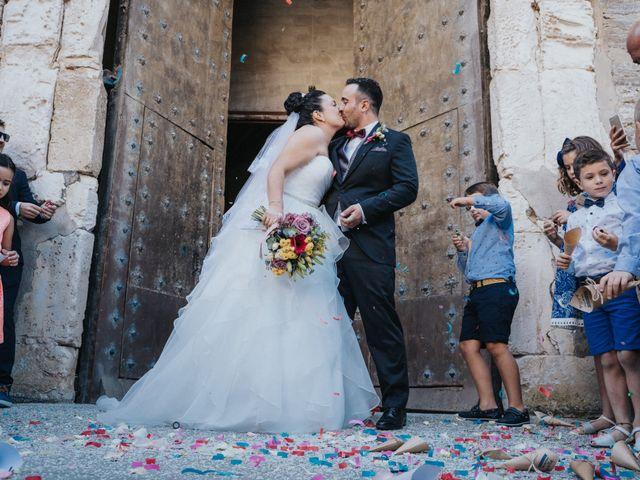 La boda de Paula y Raúl en Barbastro, Huesca 76