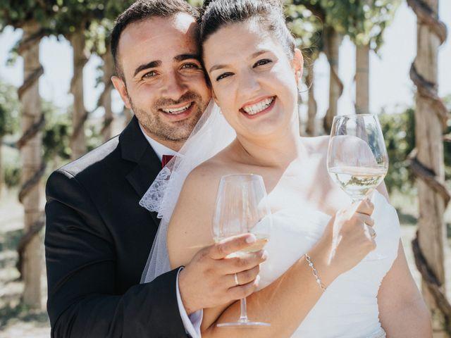 La boda de Paula y Raúl en Barbastro, Huesca 85