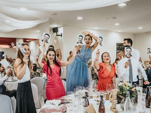 La boda de Paula y Raúl en Barbastro, Huesca 102