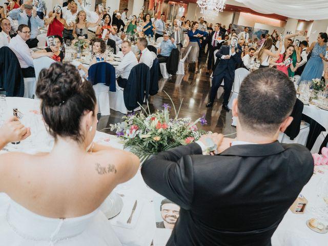 La boda de Paula y Raúl en Barbastro, Huesca 103