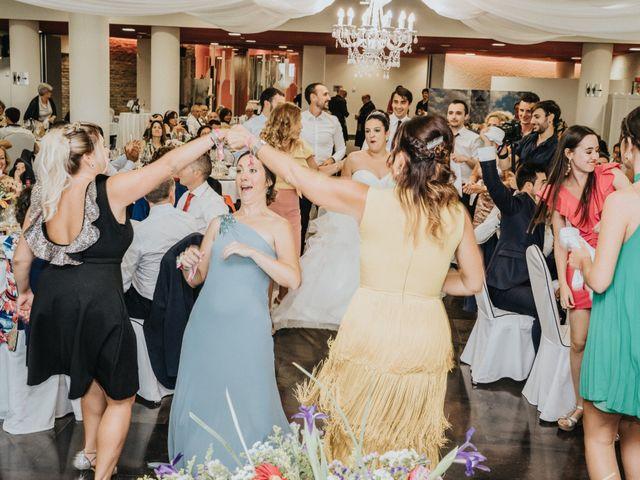 La boda de Paula y Raúl en Barbastro, Huesca 105