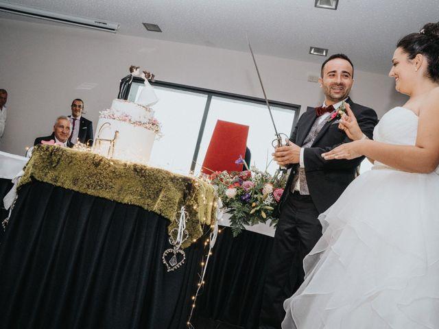 La boda de Paula y Raúl en Barbastro, Huesca 107