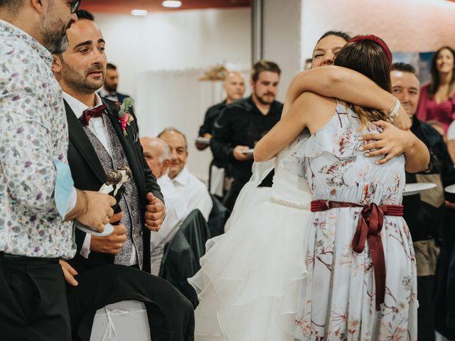 La boda de Paula y Raúl en Barbastro, Huesca 110