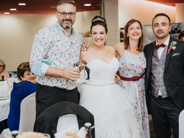 La boda de Paula y Raúl en Barbastro, Huesca 111
