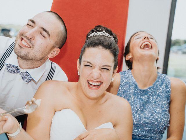 La boda de Paula y Raúl en Barbastro, Huesca 113
