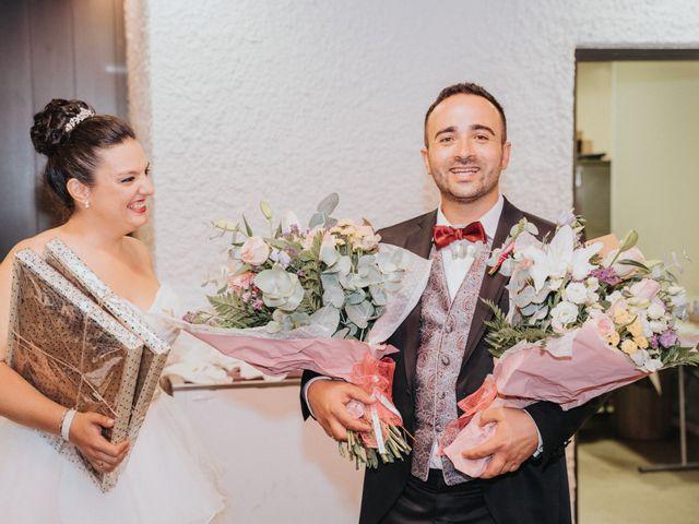 La boda de Paula y Raúl en Barbastro, Huesca 114