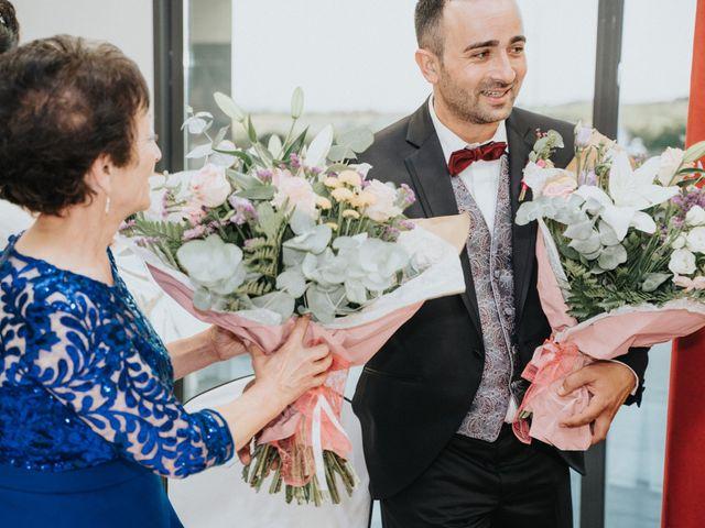 La boda de Paula y Raúl en Barbastro, Huesca 115