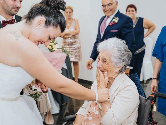La boda de Paula y Raúl en Barbastro, Huesca 124