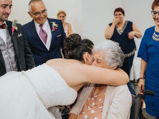 La boda de Paula y Raúl en Barbastro, Huesca 125