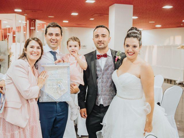 La boda de Paula y Raúl en Barbastro, Huesca 128