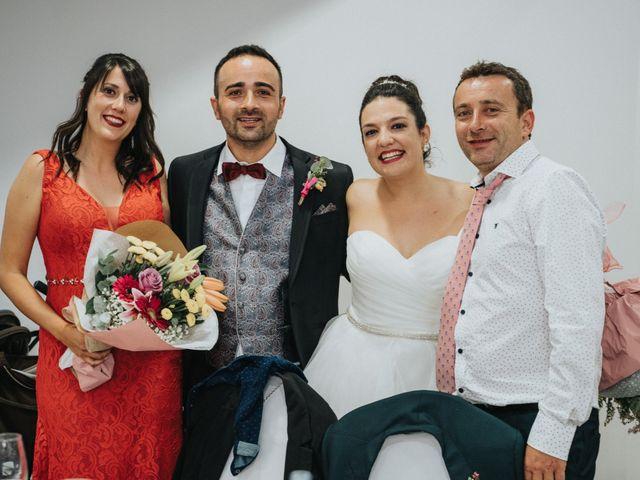 La boda de Paula y Raúl en Barbastro, Huesca 129