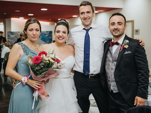 La boda de Paula y Raúl en Barbastro, Huesca 131