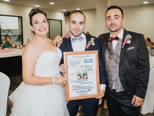 La boda de Paula y Raúl en Barbastro, Huesca 132