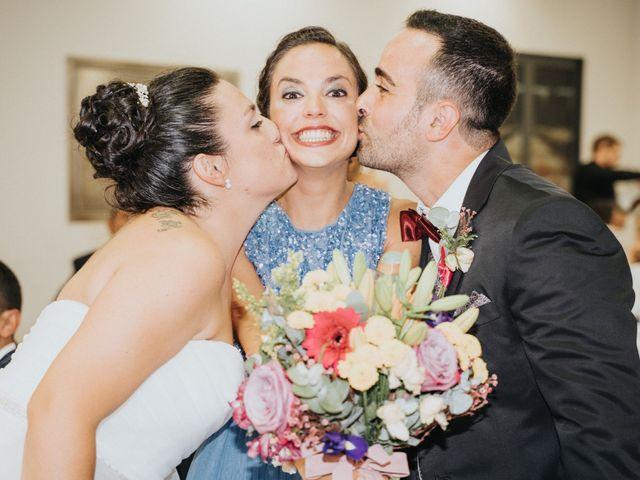 La boda de Paula y Raúl en Barbastro, Huesca 135