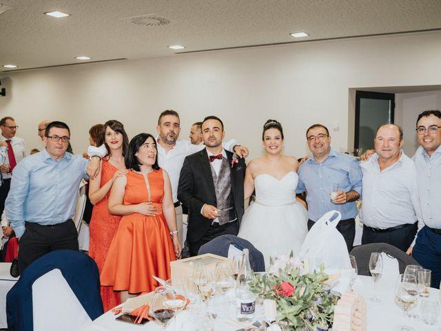 La boda de Paula y Raúl en Barbastro, Huesca 136