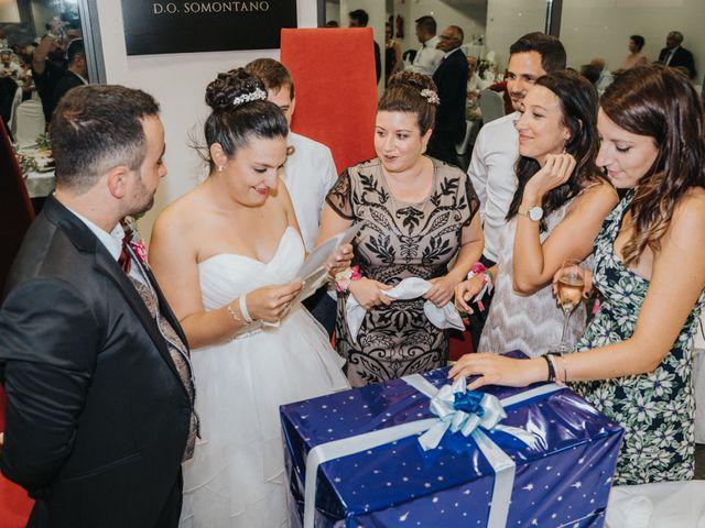 La boda de Paula y Raúl en Barbastro, Huesca 139