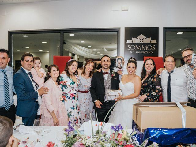 La boda de Paula y Raúl en Barbastro, Huesca 141