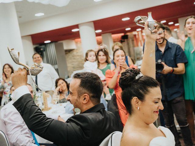 La boda de Paula y Raúl en Barbastro, Huesca 142