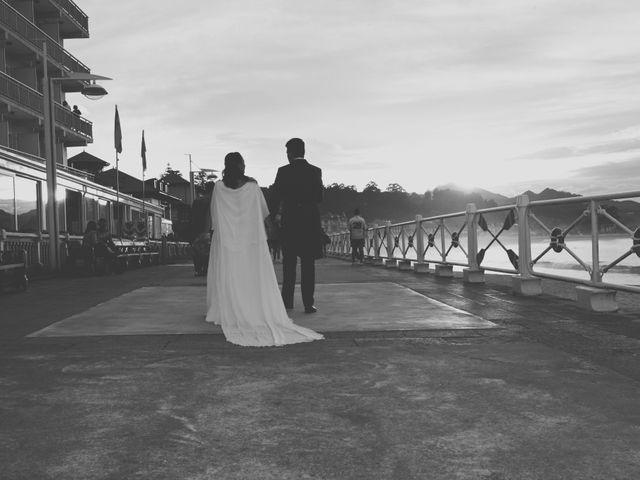 La boda de Lola y Óscar