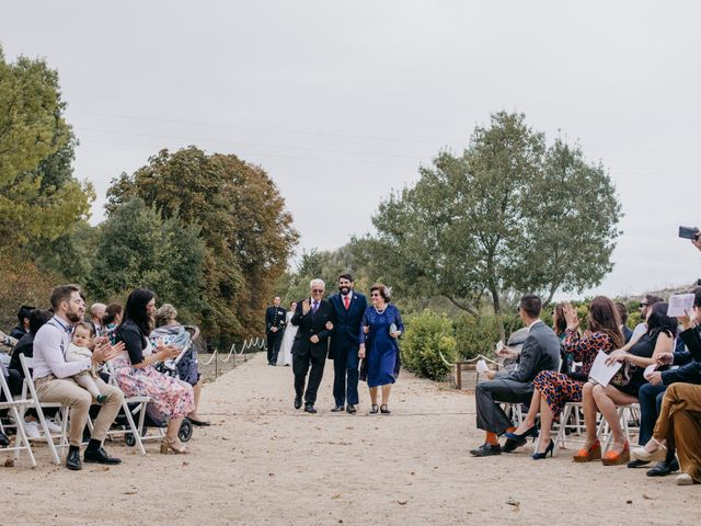 La boda de Iciar y Carlos en Madrona, Lleida 11