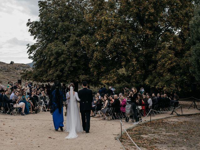 La boda de Iciar y Carlos en Madrona, Lleida 12